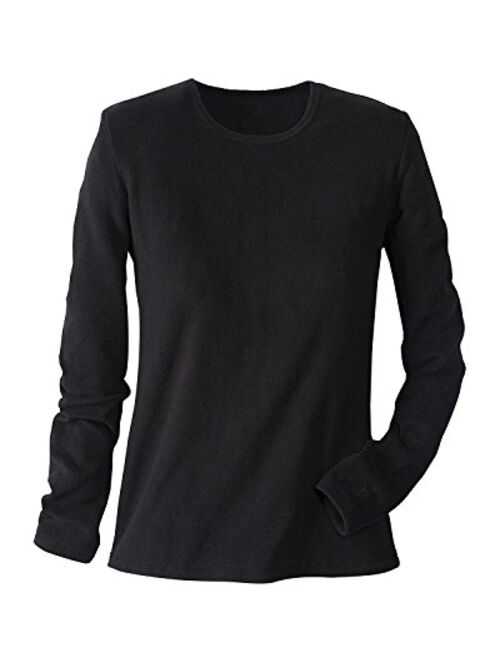 ClimateRight by Cuddl Duds Cuddl Duds Women's Fleecewear Long Sleeves Top