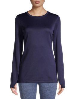 Women's Eco Warmth Long Underwear Thermal Top