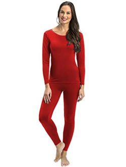 Rocky Women's Thermal Underwear And Lightweight Cotton Base knitted lounge set