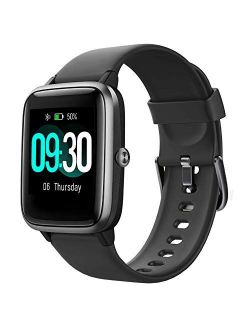 Willful Smart Watch for Android Phones and iOS Phones Compatible iPhone Samsung, IP68 Swimming Waterproof Smartwatch Fitness Tracker Fitness Watch Heart Rate Monitor Watc