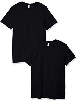 Men's Lightweight Cotton Tees (short & Long Sleeve)