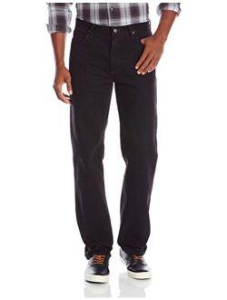 Authentics Men's Classic 5-pocket Regular Fit Cotton Jean