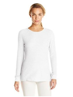 Women's Thermal Waffle Top