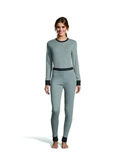 Women's Color Fusion Thermal Baselayer Set