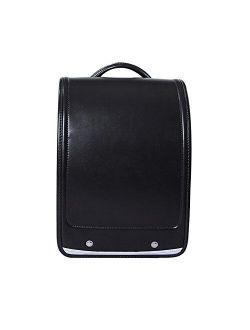 Randoseru Ransel Japanese school bags for girls boys Kids Senior PU leather