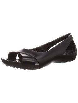Women's Serena Flat | Women's Flats | Work Shoes For Women