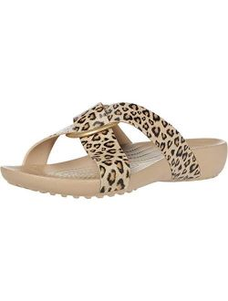 Women's Serena Cross-band Slide Comfortable Summer Sandals