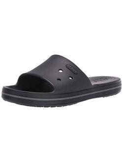 Men's And Women's Crocband Platform Slide Sandals
