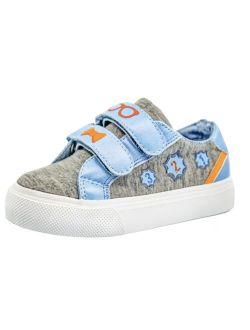 Shoes - Boys And Girls Velcro Blippi Sneaker (toddler/little Kid), Size 6