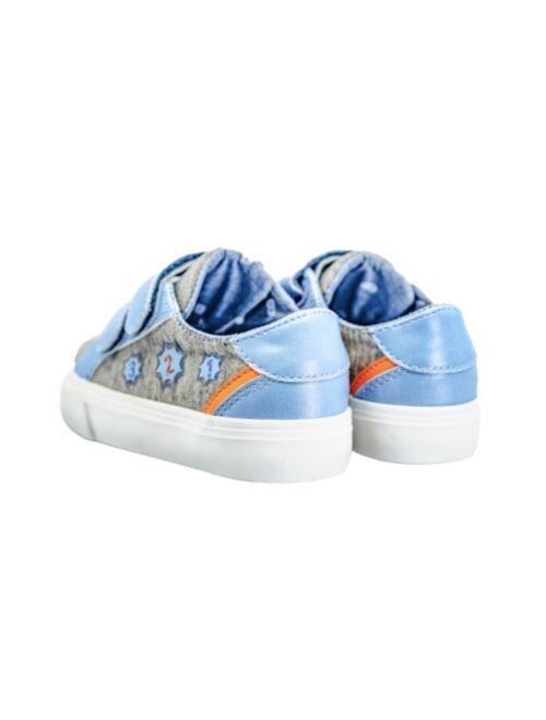 Blippi Shoes - Boys and Girls Velcro Blippi Sneaker (Toddler/Little Kid), Size 6
