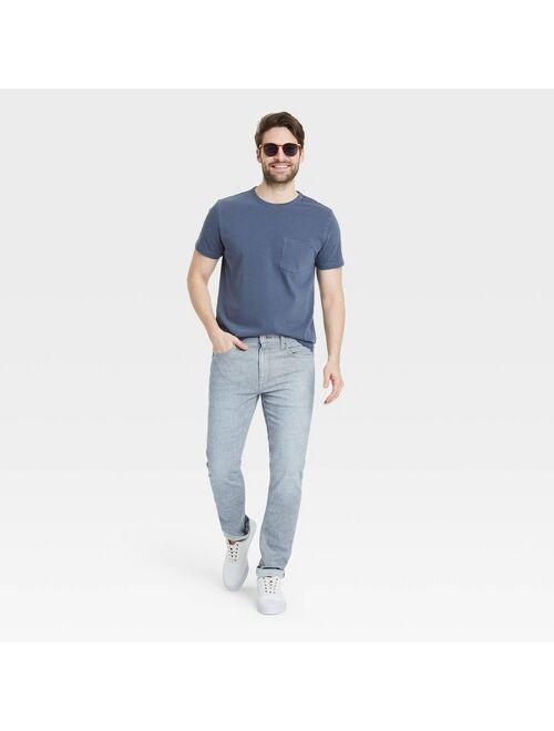 Men's Slim Fit Lightweight Jeans - Goodfellow & Co