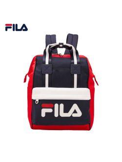 Fila Backpack Rucksack School Gym Sports Travel Bag Unisex