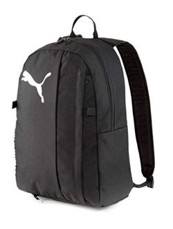 Unisex's Teamgoal 23 Backpack With Ball Net Black, Osfa