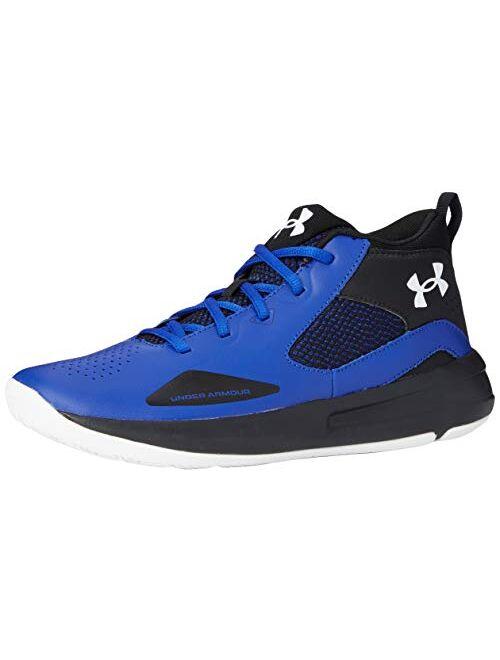 Under Armour Kids' Grade School Lockdown 5 Basketball Shoe