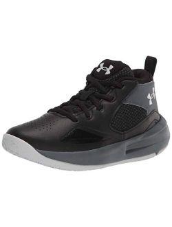 Unisex-child Pre School Lockdown 5 Basketball Shoe