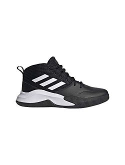 Unisex-child Own The Game Wide Basketball Shoe
