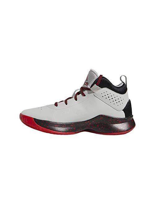 adidas Unisex-Child Cross Em Up 5 Wide Basketball Shoe