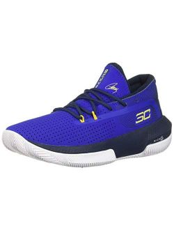 Unisex-child Pre School Sc 3zer0 Iii Basketball Shoe
