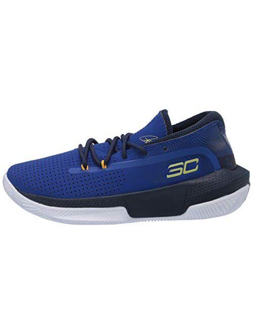 Under Armour Unisex-Child Pre School Sc 3zer0 Iii Basketball Shoe