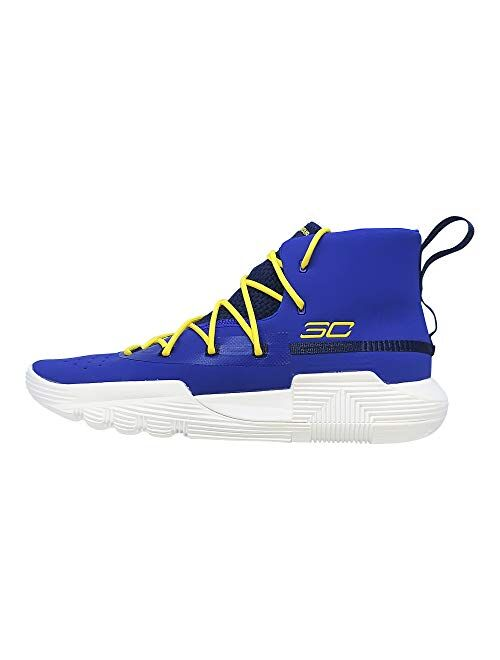 Under Armour Unisex-Child Grade School Sc 3zer0 Ii Basketball Shoe
