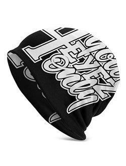 Iyifoo Berserk-Guts Adult Men's Knit Hat Turkey Beanie Hat Unisex Adult Hats,Cap,Balaclava,Half Balaclava Black