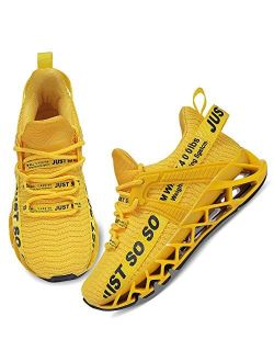 Boys Girls Shoes Tennis Running Lightweight Breathable Just So So Sneakers For Kids