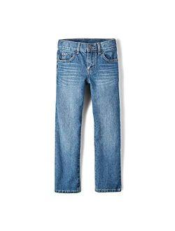 Boys' Basic Straight Jeans