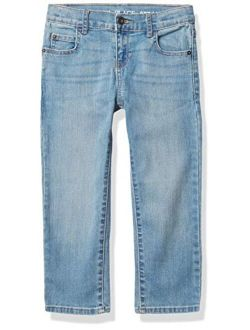 Boys' Stretch Straight Jeans