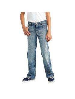 Authentics Boys' Boot Cut Jeans