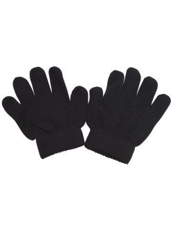 Childrens/Kids Little Girls Winter Magic Gloves