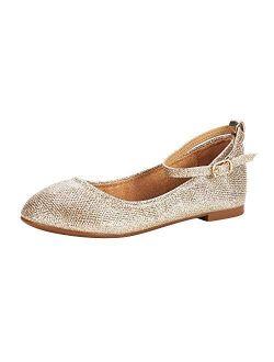 Toddler/little Kid/big Kid Girl's Ballerina Flat Shoes