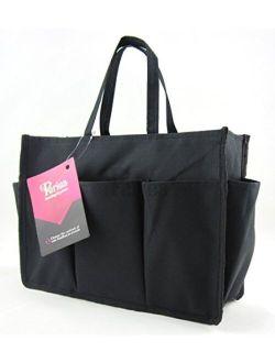 Kristine Handbag Organizer Purse Insert Ideal For Large Handbags 11 Pockets