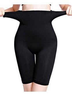 Body Shaper For Women Tummy Control Shapewear High Waist Cincher Thigh Slimmer Seamless Firm Control Panties