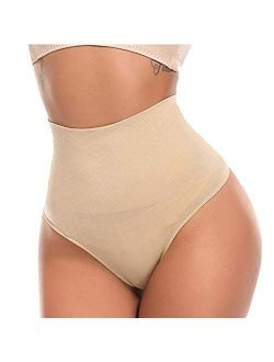 Butt Lifter Shapewear Sexy Thong Panties Underwear Tummy Control Womens Body Shaper Slimmer Waist Cincher Trainer