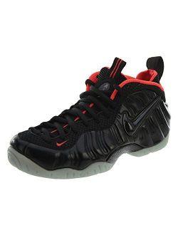 Air Foamposite Pro Prm Yeezy Men's Shoes Black/black-laser Crimson 616750-001