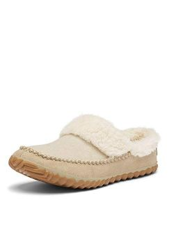 Women's Out N About Slide Slippers - Sandy Tan - Size