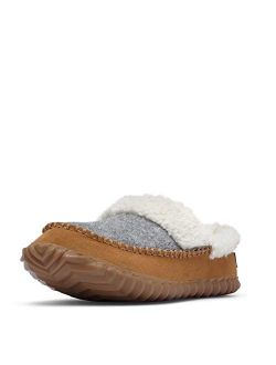 - Women's Out N About Slide Slipper With Faux Fur Lining