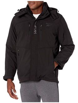 Mens Soft Woven System Jacket