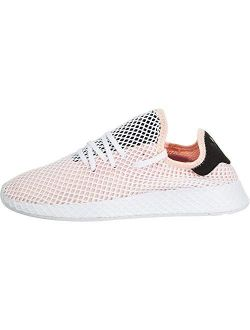Mens Deerupt Runner Lace Up Sneakers Shoes Casual - Black