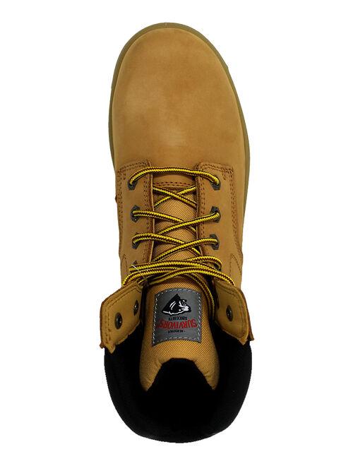 """Herman Survivors Men's Boulder 6"""" Steel Toe Work Boots"""