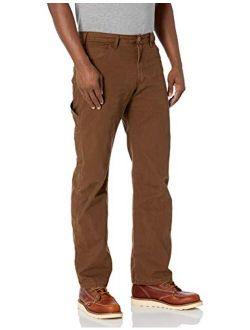 Men's Relaxed Straight Fit Lightweight Duck Carpenter Jean