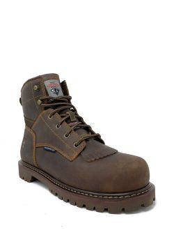 Dover Steel Toe Logger Boot (men's)