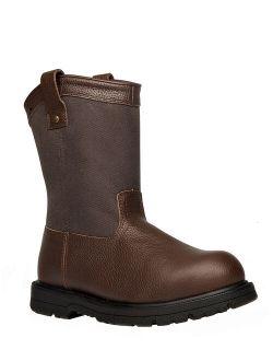 Bay Ii Steel Toe Wellington Boot (men's)
