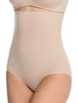 Shapewear For Women, High-waisted Tummy Control Higher Power Panties (regular And Plus Sizes)