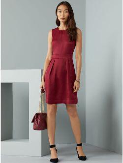 Women's Sleeveless A-line Dress