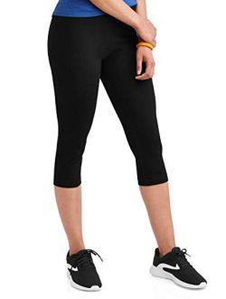"Women's Dri More Core Capri 19"" Yoga Leggings"