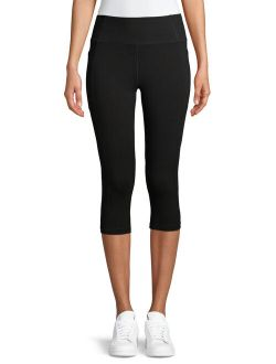 Women's Capris With Side Pockets