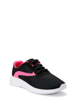 Everyday Mesh Lace-up Athletic Sneaker (little Girls & Big Girls)