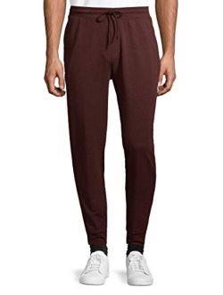 Deep Chianti DriWorks Knit Jogger Pants