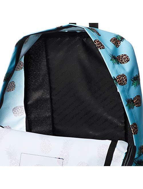 JanSport SuperBreak Corduroy Pineapple Printed Backpack One Size